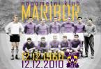 Prvo moštvo NK MARIBOR :: april 1961