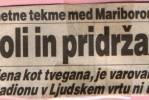 Maribor - Olimpija